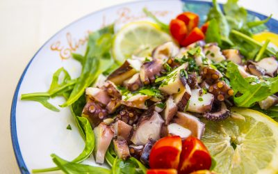 insalata polipo